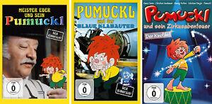 3-DVDs-MEISTER-EDER-UND-SEIN-PUMUCKL-3-KINOFILME-IM-SET-CLARIN-NEU-OVP