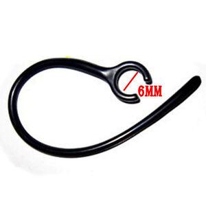 4 bluetooth headset earpiece clip plastic support holder. Black Bedroom Furniture Sets. Home Design Ideas