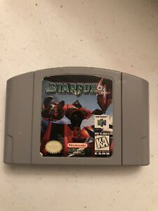 Details about Nintendo 64 video game Starfox 64 We have a lot! Bundle to  save N64