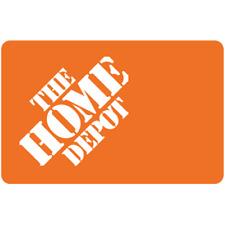 $100 Home Depot Gift Card