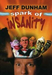Jeff Dunham: Spark of Insanity - DVD By Jeff Dunham - VERY GOOD