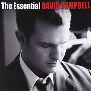 DAVID-CAMPBELL-2-CD-THE-ESSENTIAL-GREATEST-HITS-BEST-OF-NEW