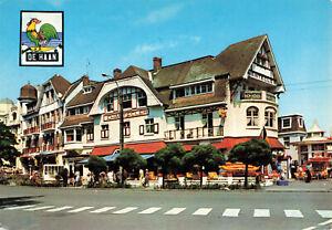 Rare Vintage Lovely Scenic Postcard 'De Haan' Belgium (July 1981).