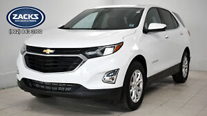 2018 Chevrolet Equinox LT Sporty with low mileage