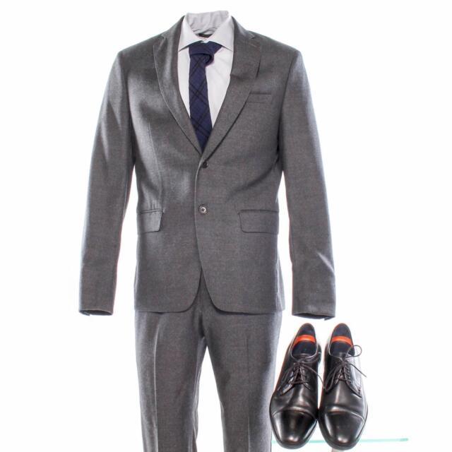 House of Cards Sean Jeffries Screen Worn John Varvatos Suit Shirt Shoes Ep 511