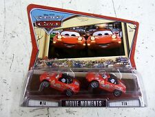 Disney Pixar Cars Mia & Tia (MOVIE MOMENTS) **GENUINE*SEALED** P152-A3