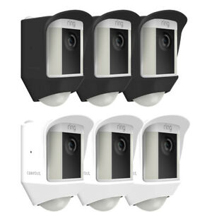 3-Pack-Silicone-Case-for-Ring-Spotlight-Cam-HD-Security-Camera-Weather-Resistant