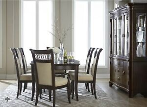 havertys dining room sets haverty s 8 piece classic contemporary dining room set excellent condition ebay 1393
