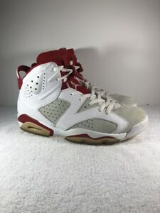 buy online 69ada 1b3f9 Image is loading Nike-Air-Jordan-Retro-6-VI-Alternate-Hare-