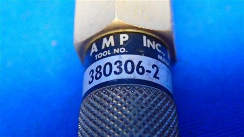 AMP 380306-2 INSERTION TOOL w//TIP F 395005
