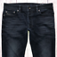 Da-Uomo-Diesel-Safado-Jeans-W31-L28-blu-regular-slim-straight-lavaggio-0858J-Stretch miniatura 1