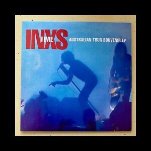 INXS CD Souvenir EP. From Tim Farriss's Collection in Mint Condition.