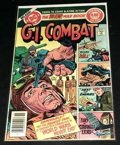 G-I-Combat-235-DC-Haunted-Tank-Joe-Kubert-Art-FREE-Shipping