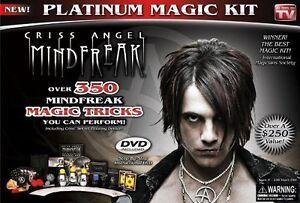 Criss Angel Platinum Magic Kit
