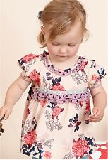 NWOT Matilda Jane Fanciful Floral Tunic Top 12-18 Months  New Once Upon A Time
