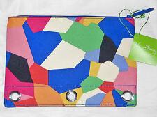 NWT Vera Bradley PENCIL POUCH in POP ART school case 3 ring binder 14876-660