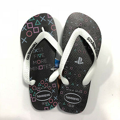 Ciabatte Infradito Havaianas Uomo Playstation Nero Bianco PLAYSTAT623