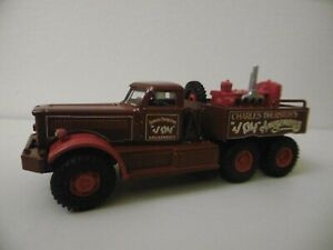 Oxford-Diamond-T-Generator-Truck-Showmans-Charles-Thurstons-1-76-Scale-ref-gj