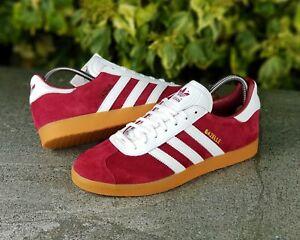 athen ® 10 Suede Uk Genuine Adidas taglia Gazelle Trainers Bnwb Originals Hgwv4xBUnq