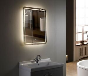 Charmant Details About Bathroom Mirror   LED Backlit Mirror   Illuminated LED Mirror    Bellagio Mirror