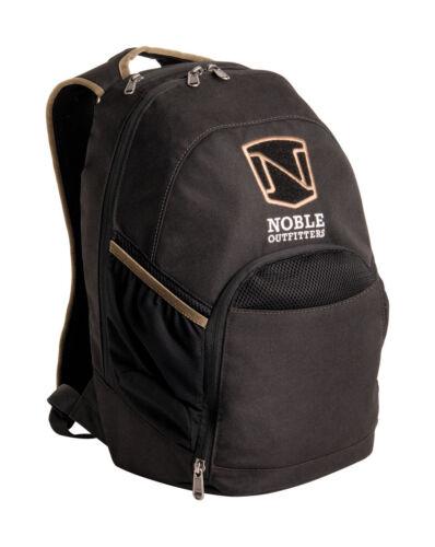 Noble Outfitters les bousculades Sac à dos couleur noire 12424