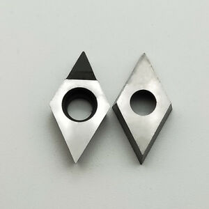 2pcs-DCGT11T302-PCD-INSERT-for-steel-processing-carbide-bits-used-for-Aluminum