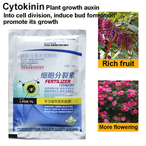 30g-Pack-Cytokinin-Plant-Hormones-Fertilizer-Water-Soluble-For-Vegetable-Fruit