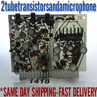 POWER HEATER RF ROCKER ARM COMPLETE SET SWITCH BANK FT 101 E EE EX F FE FX RADIO