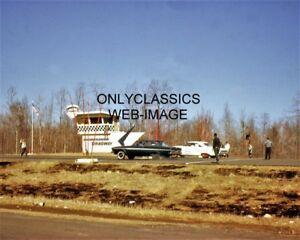 1963-Bob-Tasca-Ford-Connecticut-Dragway-NHRA-8x10-Photo-Rare-Vintage-Auto-Racing