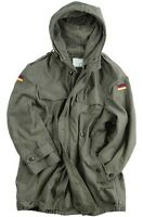 Brand Classic German Army Nato Parka Military Combat Lined Winter Coat S-6xl