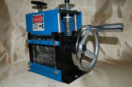 BLUEROCK ® Model MWS-83MD Wire Stripping Machine Copper Stripper STRiPiNATOR ®