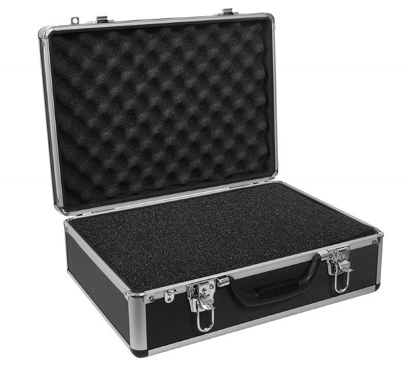Medium DJ Utility Kurze Case ATA Road Case mit Foam