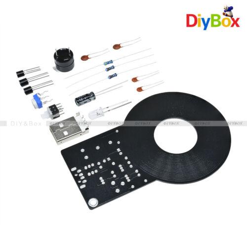 Metal Detector Kit DC 3V-5V 60mm Non-contact Sensor Module+Power Case DIY Kit