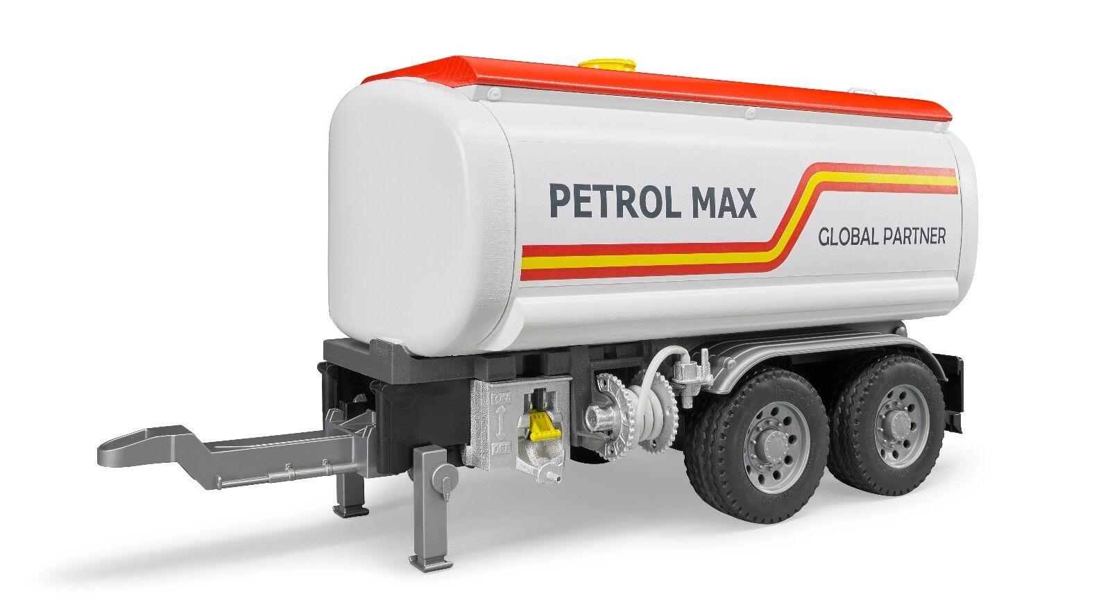 BRUDER® 03925    LKW  Tank-Anhänger  , NEU & OVP  | Die erste Reihe von umfassenden Spezifikationen für Kunden