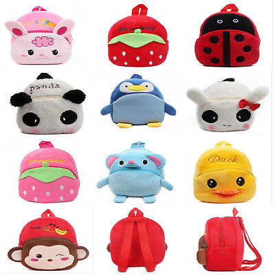 Clothing, Shoes & Accessories Efficient Toddler Kids Children Boys Girl Cartoon Backpack Schoolbag Shoulder Bag Rucksack Baby Accessories