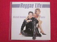CD SINGLE INDRA MICKAEL DAMIAN REGGAE LIFE 1999