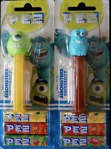 Pez-Spender-Monsters-University-in-OVP-2-Verschiedene