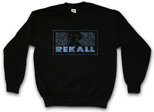 Firma Sign Recall Logo Arnold Schild Rekall Total Pullover Company Insignia BX8xSwIqS