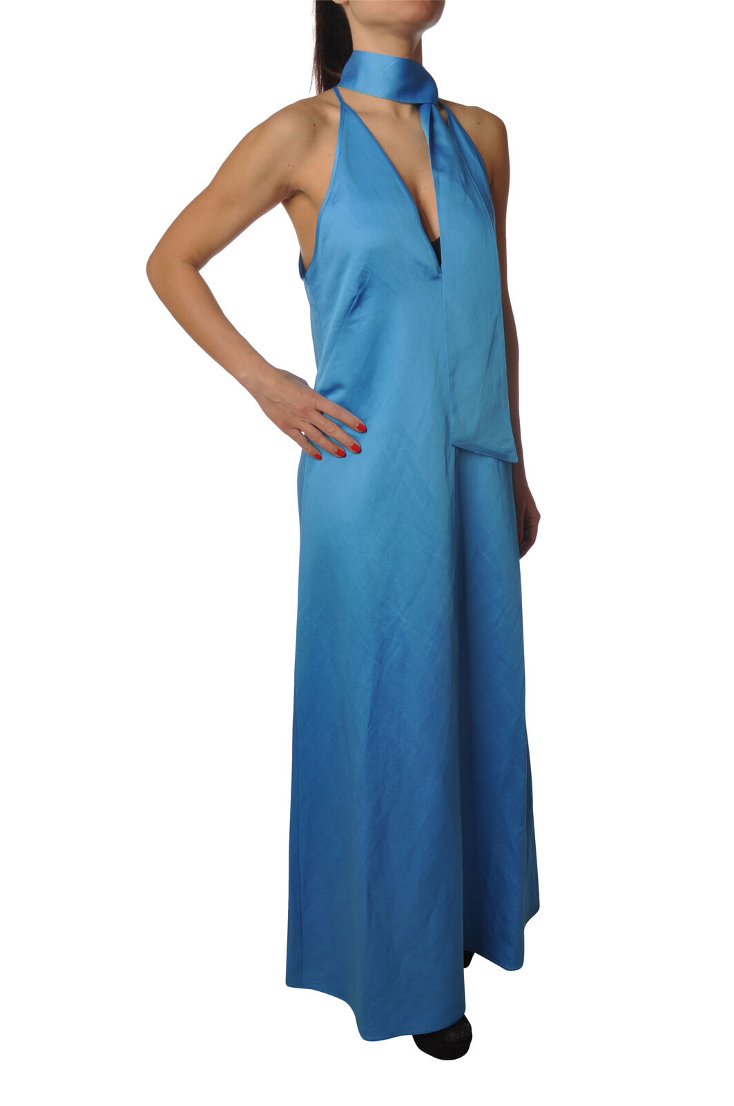 8pm - Dresses-Dress - Woman - bluee - 6104725C190637