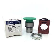 Pulsante testa a Fungo Verde 184042 GE p9mem4vn