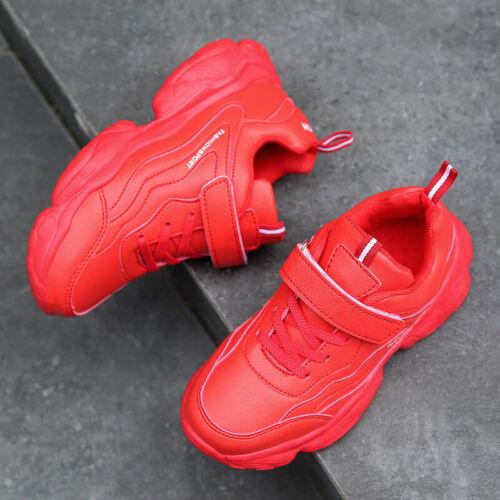 Children/'s Kids Sneaker Lightweight Breathable Running Tennis Boys Shoes Fashion