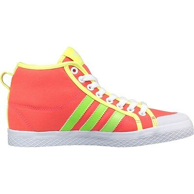 adidas Honey Stripes Up Womens Mid Top Sneakers Shoes