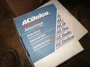14452R AC Delco Brake Shoe Sets 2-Wheel Set Rear New for Chevy Suburban C3500