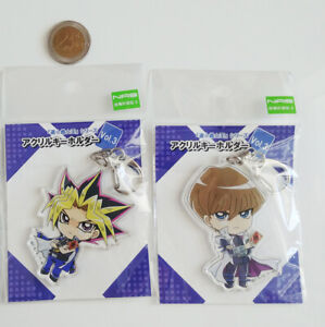 Yu-Gi-Oh-Acrylic-Keychain-Seto-Kaiba-Yami-Yugi-Atem-Atemu-Set