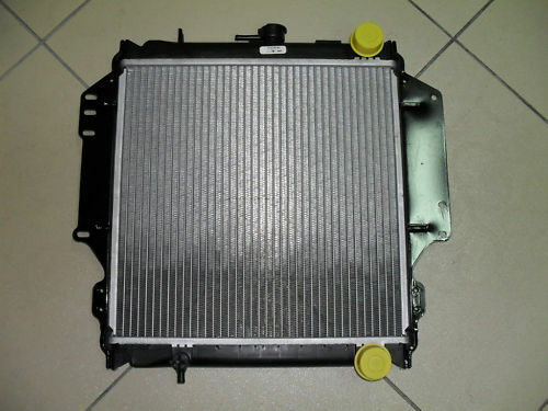 Radiatore Acqua + Tappo Suzuki Samurai SJ 413 1.3 Benzina