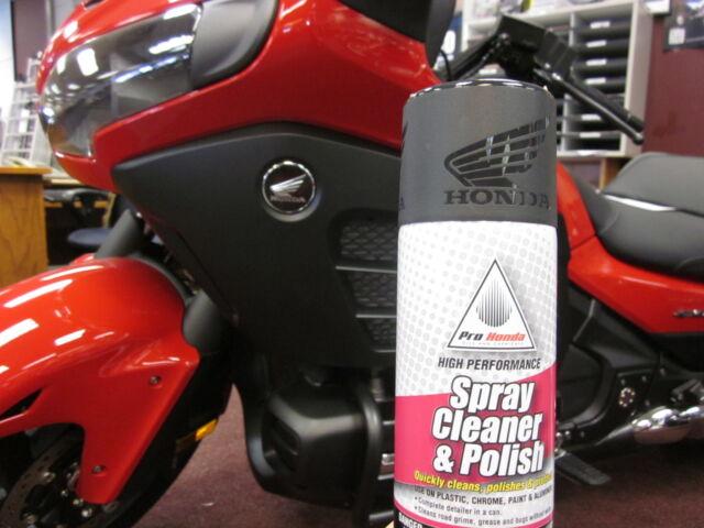 Pro Honda Spray Cleaner and Polish 6 Pack Fury VTX 1300 1800 rebel 250 trail 90