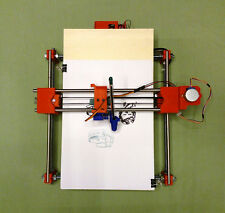 XY Plotter DIY Robot Kit PEN/PENCIL CNC Drawing Machine Graphic EU