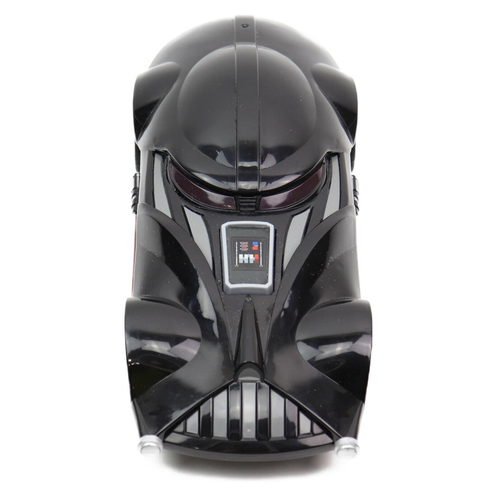 2015 Guerre stellari Darth Vader auto caliente ruedas Light Saber Mattel Raro Esclusiva