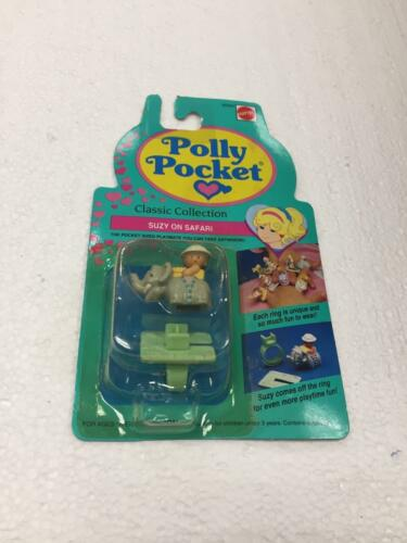 1993 Polly Pocket Classic Collection Suzy on Safari by Mattel