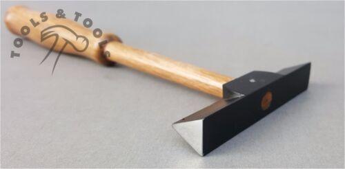 Triángulo exterior Texturizado martillos entrecruzadas de líneas /& Liso Joyería Repujado